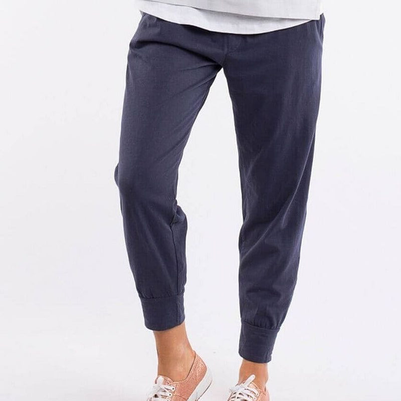Elm Wash Out Lounge Pant - Navy