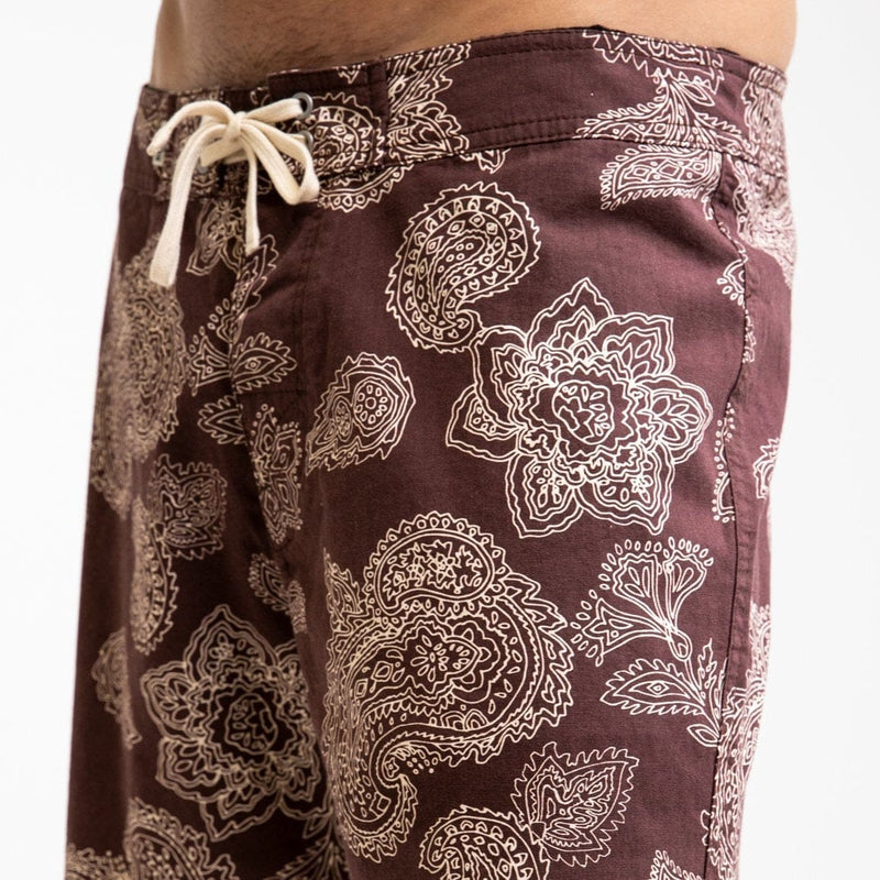 Rhythm Highline Trunk - Merlot