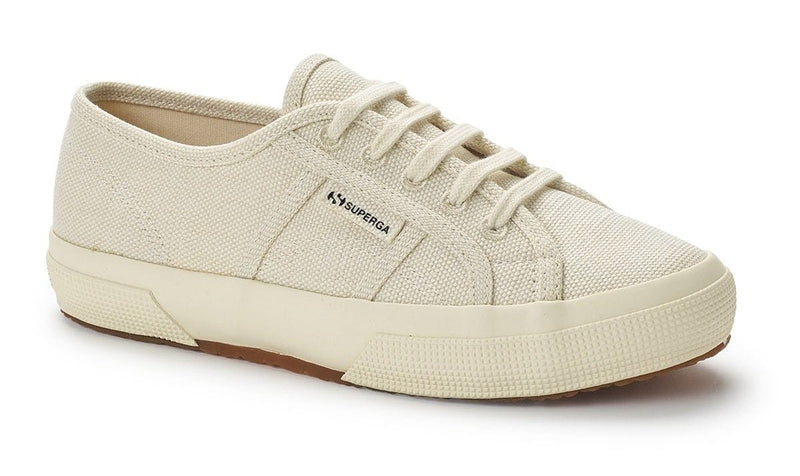 Superga 2750 Organic Cotton Shoe - Natural Beige