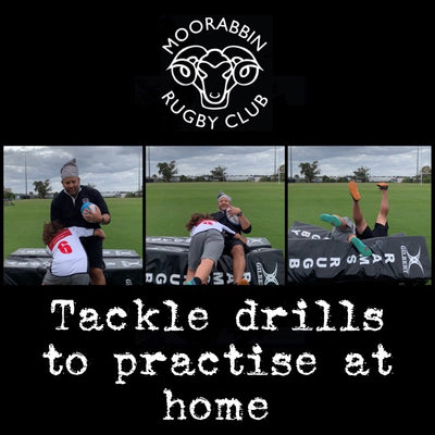 Tackle drills for home