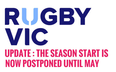 Rugby Postponed until first week in May