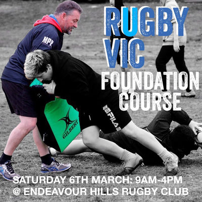 Foundation Coaching Course - Sat 6th March 2021
