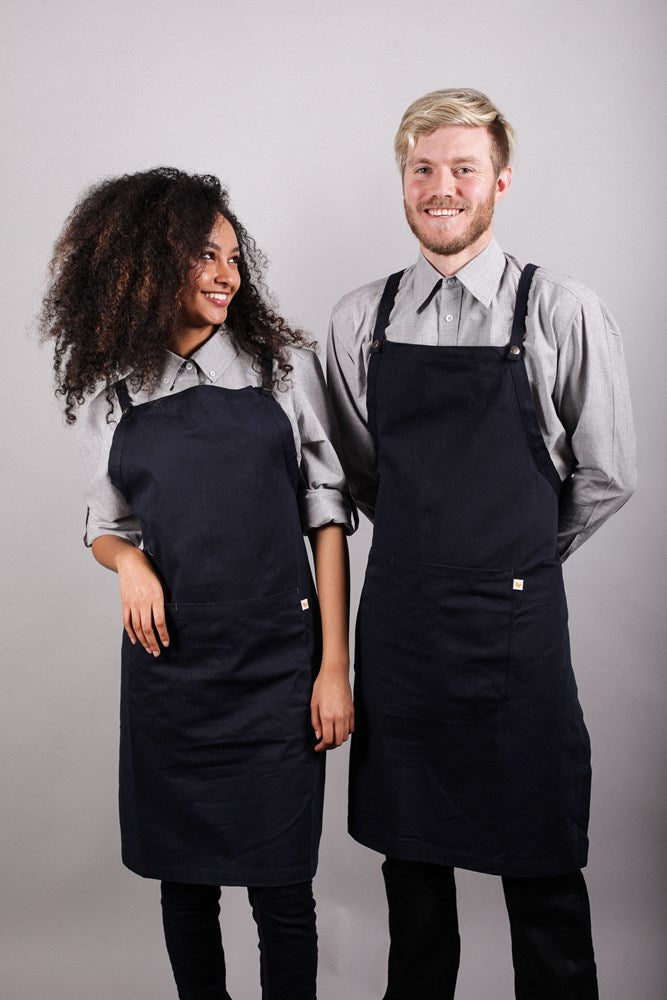 Bliss Apron Full Length 1 - Snap Button [6 - 50 units]