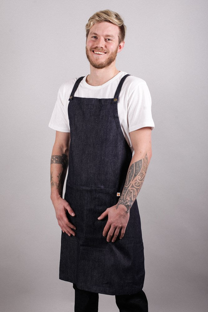 Fearless Apron Full Length 1 - Snap Button [6 - 50 units]