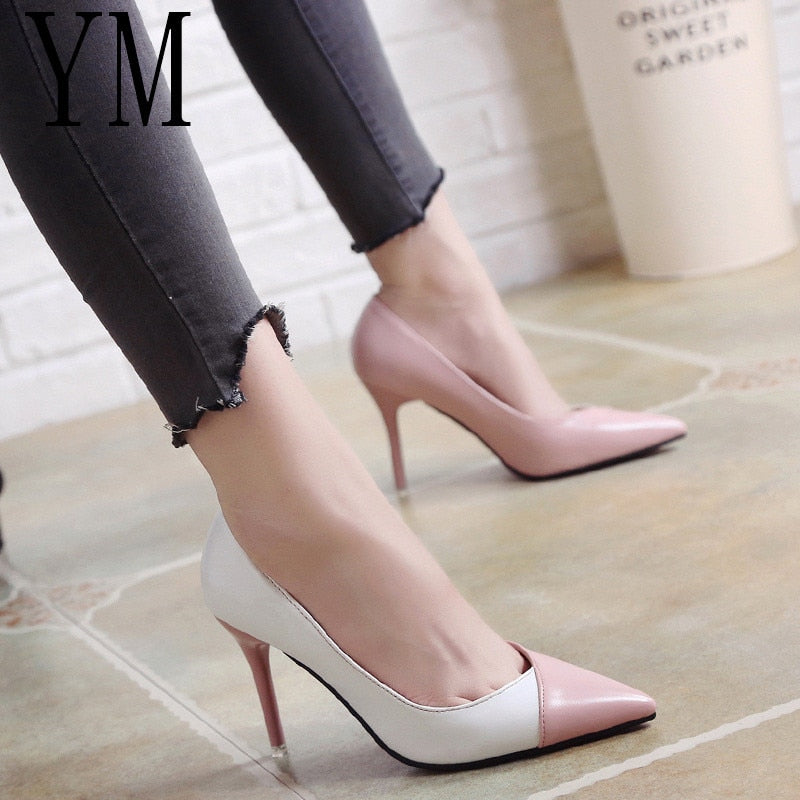 Spell Color High heels  Shoes