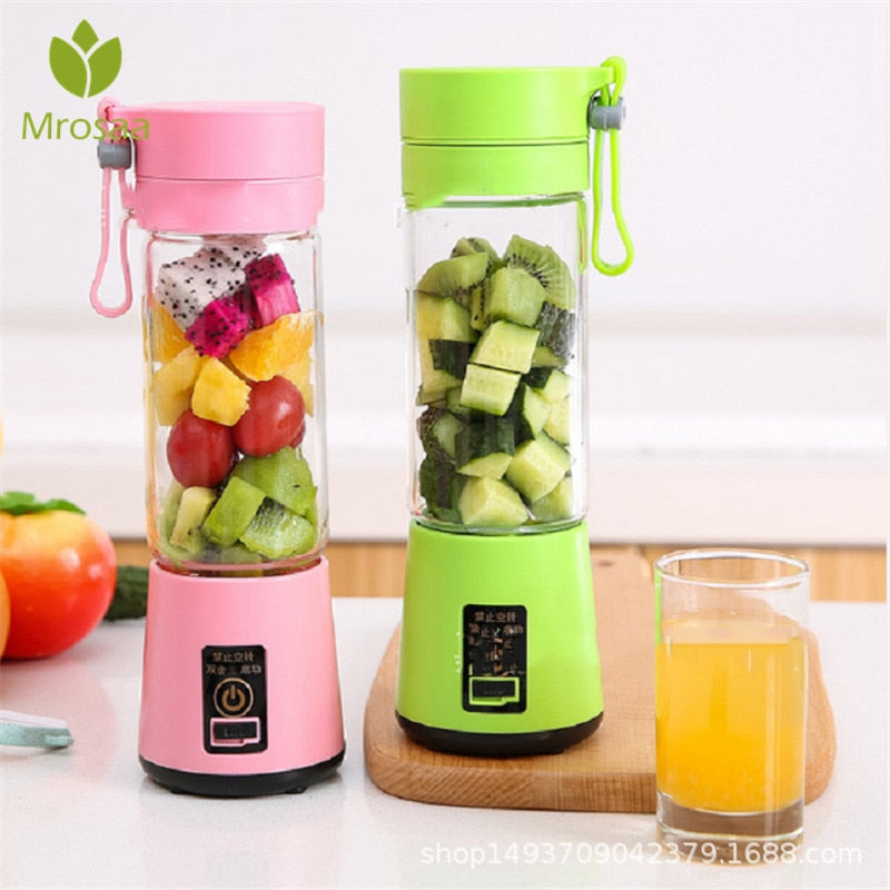 400ml Portable Mixed Juicer Cup