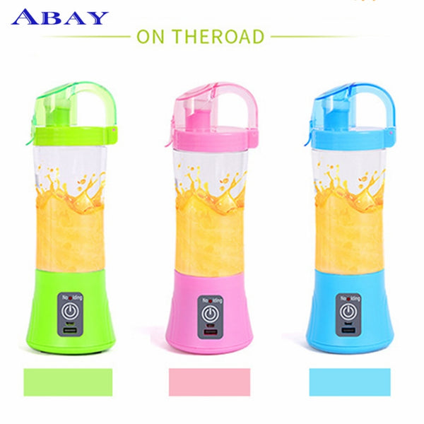 Portable Blender Juicer 400ml