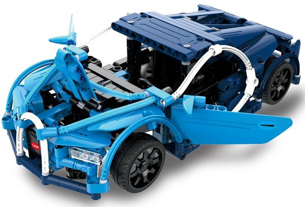 RC Electric Lamborghini /  Bugatti Car Building Block