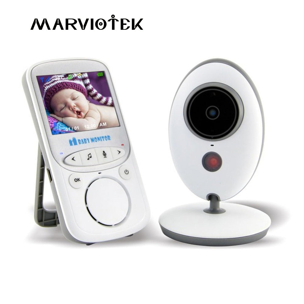 Wireless LCD Audio& Video Baby Monitor