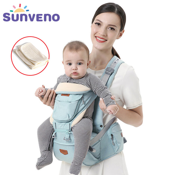 Ergonomic Baby Carrier  Front Facing