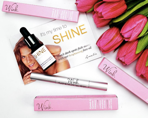 PINK WINK: BOGO for the Cure - Amalie's Breast Cancer Awareness Campaign