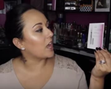 Ms Nikki G Beauty | #PinkWINK Amalie Beauty Review