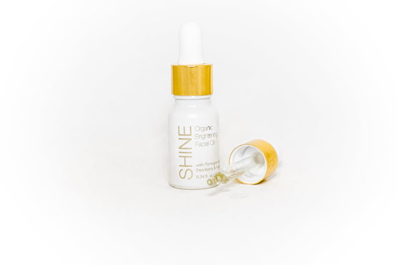 SHINE - Organic Brightening Oil