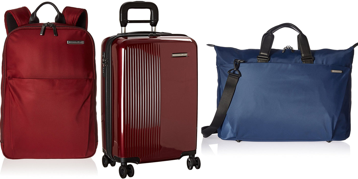 The Best Briggs & Riley Luggage