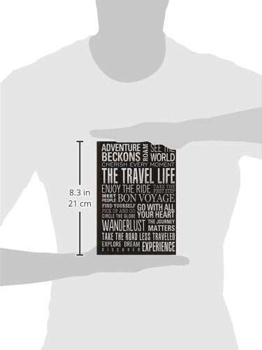Travel Life Journal (Diary, Notebook)