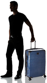 TUMI - Latitude Extended Trip Packing Case Large Suitcase - Rolling Hardside Luggage for Men and Women - Navy