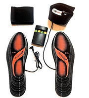 Thermrup Electric Heated Insole Foot Warmers Washable 5.5-12.5
