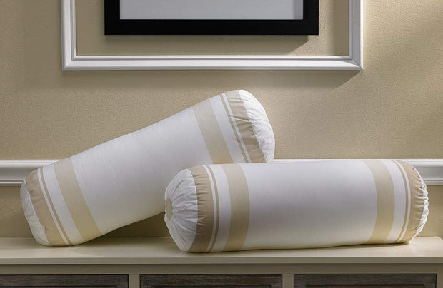 Marriott Pillow Insert Bolster, White (21x8 in.)