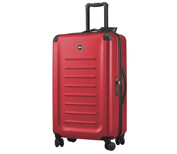 Victorinox Spectra 2.0 Large Hardside Spinner Suitcase, 30-Inch, Red