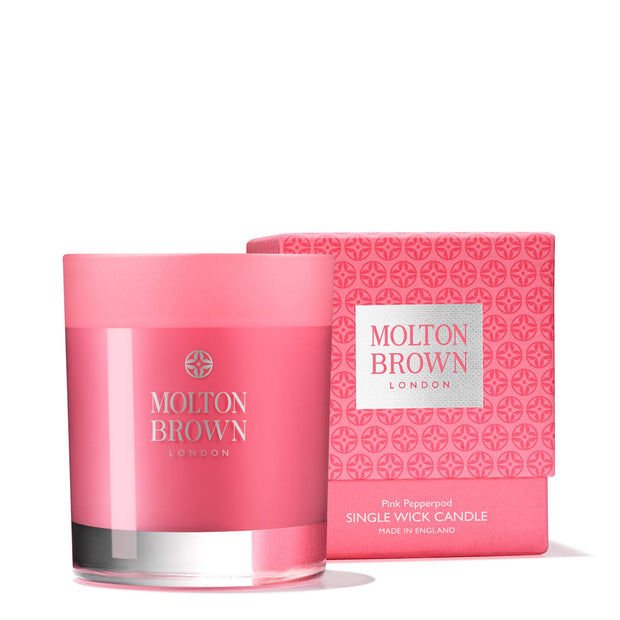 Molton Brown Single Wick Candle, Pink Pepperpod