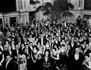 The Overlook Hotel 4th of July Ball Ballroom Photo (1980) Poster 24x36 - The Shining - This is a Certified Print with Holographic Sequential Numbering for Authenticity
