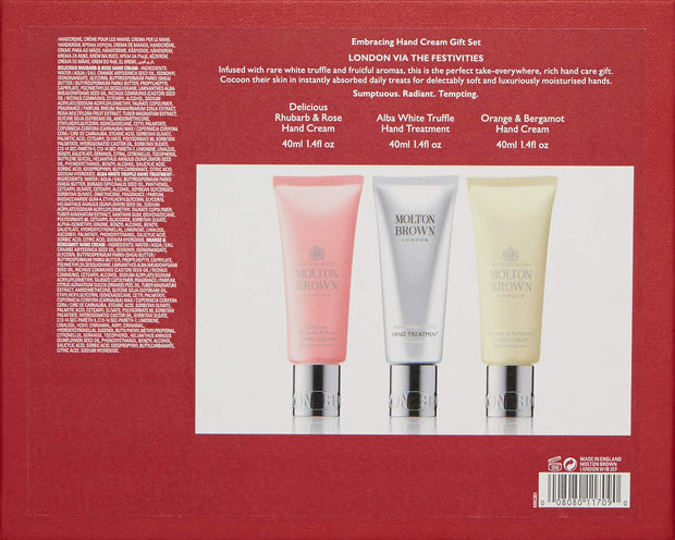 Molton Brown Embracing Hand Cream Gift Set