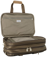 Briggs & Riley Baseline Expandable Cabin Bag, Olive, Medium