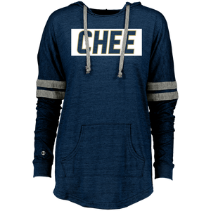 Chee Ladies Hooded Low Key Pullover