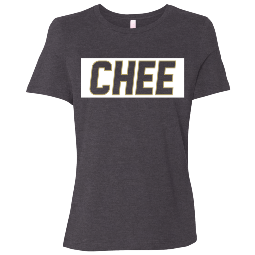Chee Ladies' Relaxed Jersey Short-Sleeve T-Shirt