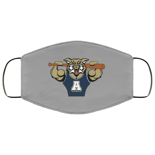 MuscleCat Face Mask