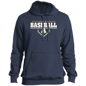 Baseball Plate Logo Tall Pullover Hoodie