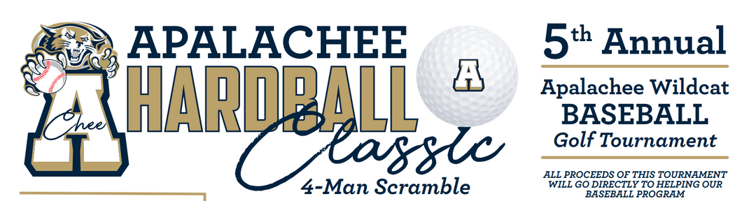 5th Annual Apalachee Wildcat Baseball Golf Tounament