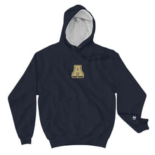 Load image into Gallery viewer, Champion Embroidered A Logo (vegas) Hoodie