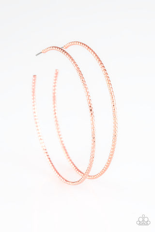 Hooked On Hoops Copper
