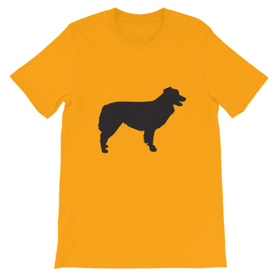 t shirt logo berger australien orange
