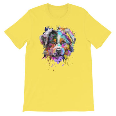 T-shirt Berger Australien pop art