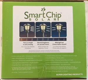 Solar Light Smart Chip