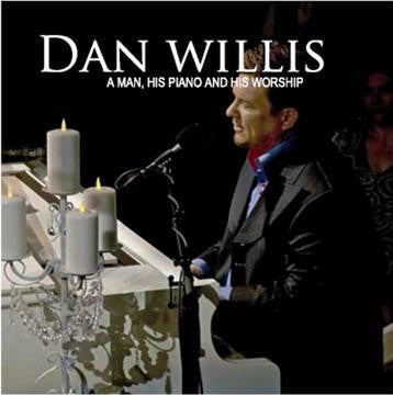 A Man, His Piano & His Worship CD