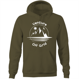 Venture Off Grid Hoodies