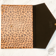 Load image into Gallery viewer, Ipad Cover in Leopard Print