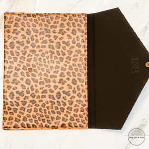 Ipad Cover in Leopard Print