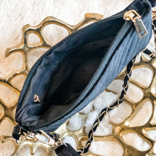 Load image into Gallery viewer, Velvet Crossbody Purse / Wristlet - Shop Life and Style