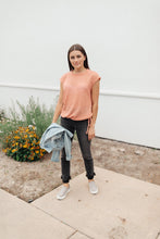 Load image into Gallery viewer, Girls Don't Sweat Sweater In Apricot