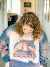 Load image into Gallery viewer, Hocus Pocus Bleached Sweatshirt