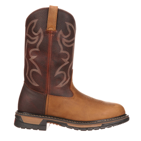 Original Ride Branson Roper Western Boot