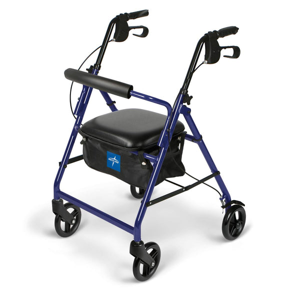 Basic Rollator Blue