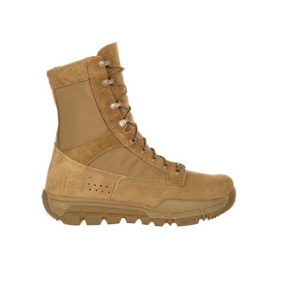Lightweight Commercial Military Boot