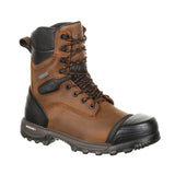 "XO-Toe 8"" Composite Toe Waterproof Work Boot"