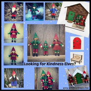What are Kindness Elves?