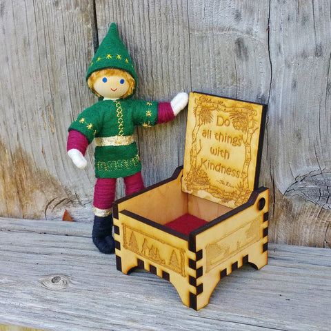 Kindness Elf mail box